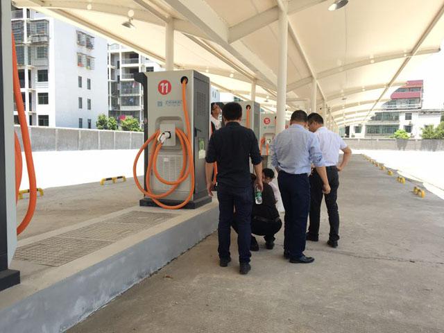 星泽机电与能科充电桩携手共同开拓湖南市场