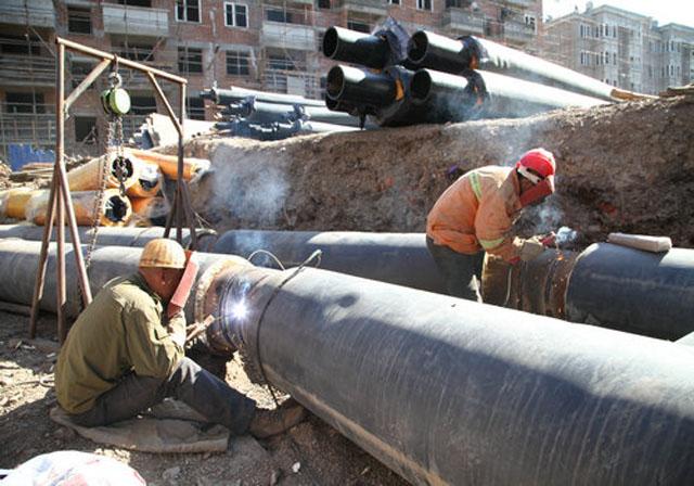首页 压力容器及管道工程 供热管道安装 供热管道安装